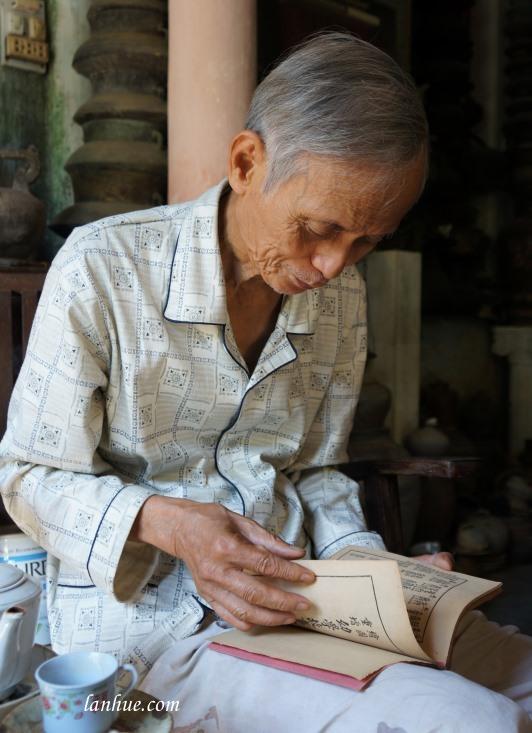 Historian Hồ Tấn Phan
