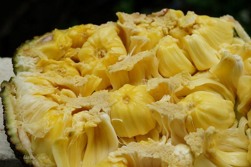Mít ướt (creamy jackfruit)