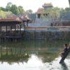A Sunset Stroll at Khiêm Lăng (Emperor Tự Đức's Tomb)