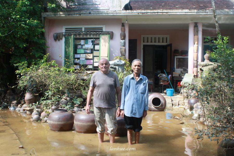 historian Hồ Tấn Phan's house