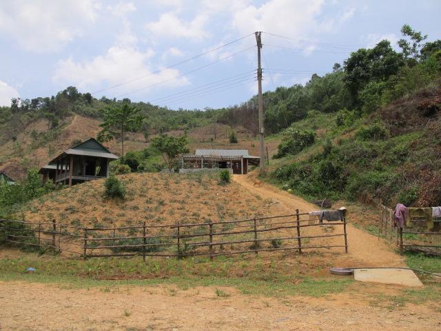 Cu Bàng's house