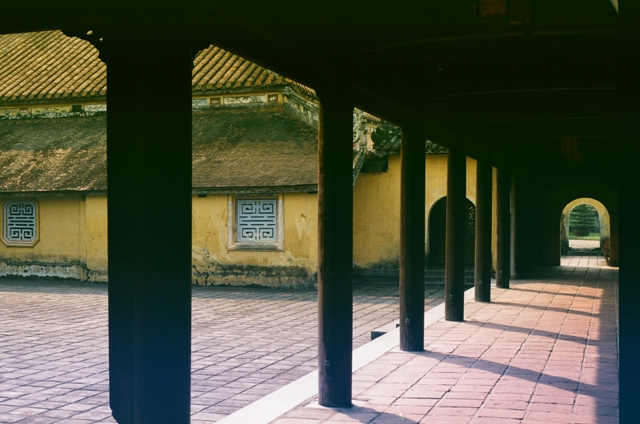 lan hue, hue imperial city