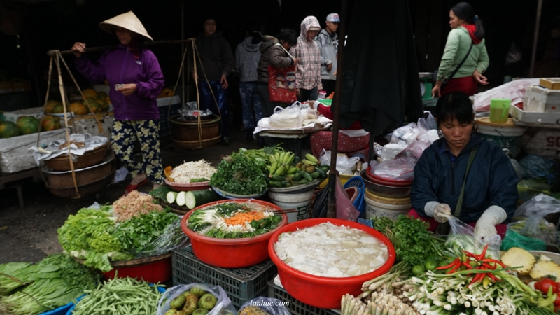 fermented food, dua chua, vietnamese food, hue city