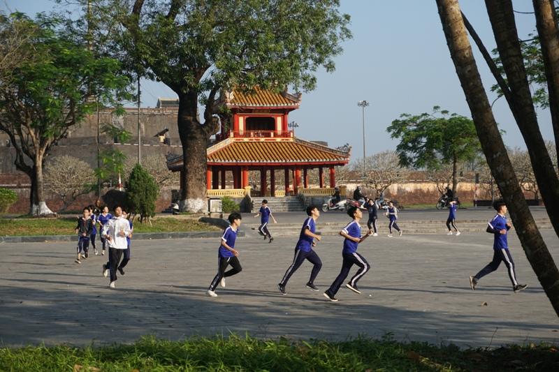 Huong Riverside, Hue City
