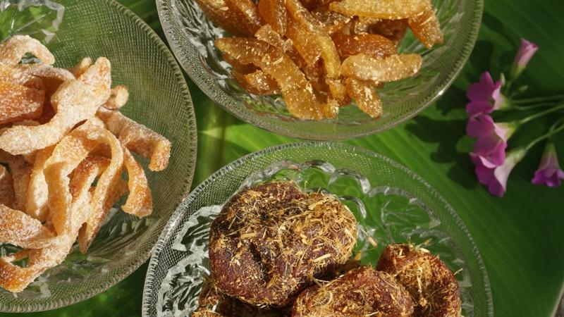 hue food, vietnamese food, hue city, mứt