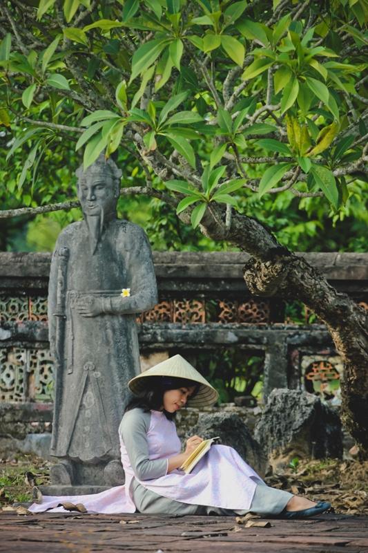 lanhue, hue city, vietnam